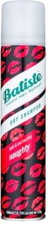 Batiste Naughty shampoo secco per assorbire il sebo in eccesso e rinfrescare i capelli