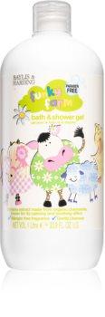 Baylis & Harding Funky Farm sprchový a koupelový gel
