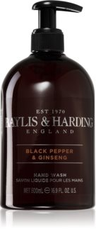 Baylis & Harding Black Pepper & Ginseng folyékony szappan
