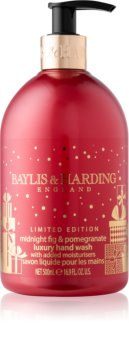 Baylis & Harding Midnight Fig & Pomegranate Luxurious Hand Wash