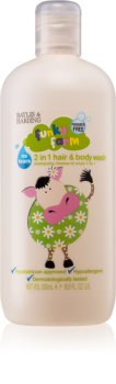 Baylis & Harding Funky Farm Shampoo and Shower Gel for Kids