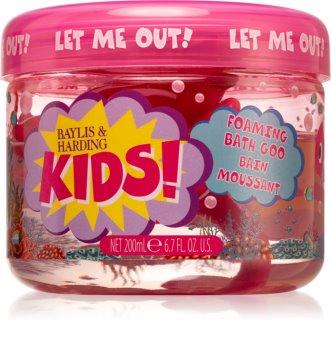 Baylis & Harding Kids! gel moussant bain avec jouet