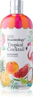 Baylis & Harding Beauticology Tropical Cocktail espuma de banho