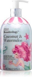 Baylis & Harding Beauticology Coconut & Watermelon mydło do rąk w płynie