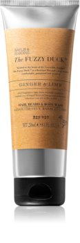 Baylis & Harding The Fuzzy Duck Ginger & Lime шампоан за брада за тяло и коса