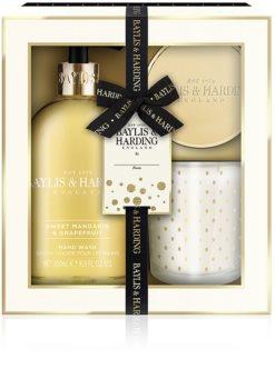 Baylis & Harding Sweet Mandarin and Grapefruit Gift Set IV. (For Women)