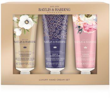 Baylis & Harding Royale Garden coffret cadeau (mains)