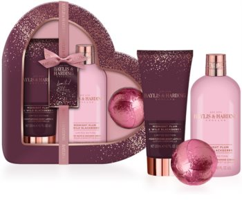 Baylis & Harding Midnight Plum & Wild Blackberry confezione regalo I.