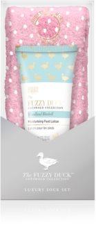 Baylis & Harding The Fuzzy Duck set cadou (pentru picioare)