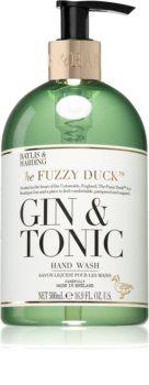 Baylis & Harding The Fuzzy Duck Gin & Tonic savon liquide mains