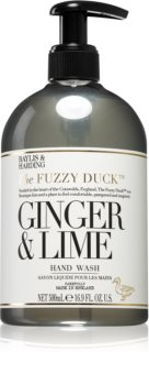 Baylis & Harding The Fuzzy Duck Ginger & Lime savon liquide mains