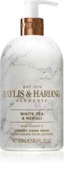 Baylis & Harding Elements White Tea & Neroli flüssige Seife für die Hände