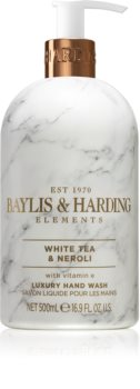Baylis & Harding Elements White Tea & Neroli savon liquide mains