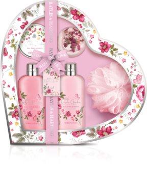 Baylis & Harding Royale Garden Rose, Poppy & Vanilla ajándékszett (hölgyeknek)