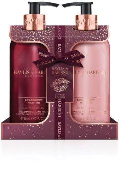Baylis & Harding Cranberry Martini confezione regalo (per le mani)