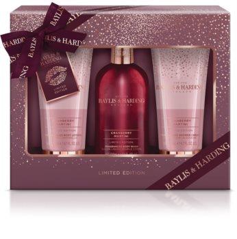 Baylis & Harding Cranberry Martini Gift Set (For Women)