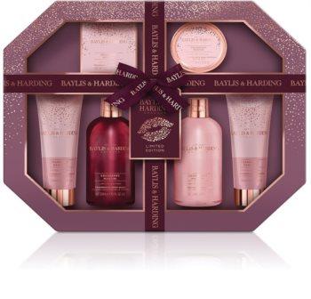 Baylis & Harding Cranberry Martini Gift Set (for Bath)