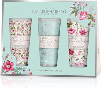 Baylis & Harding Royale Garden Limited Edition ajándékszett (kézre)