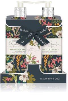 Baylis & Harding Royale Bouquet Verbena & Chamomile ajándékszett (kézre)