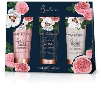 Baylis & Harding Boudoir Rose confezione regalo (per le mani)
