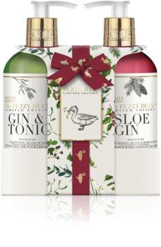 Baylis & Harding The Fuzzy Duck Winter Wonderland set cadou (de maini)