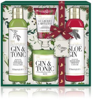 Baylis & Harding The Fuzzy Duck Winter Wonderland poklon set