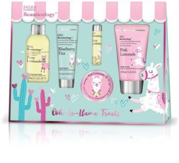 Baylis & Harding Beauticology Llama Gift Set (for Face and Body)