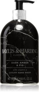 Baylis & Harding Elements Dark Amber & Fig sabão liquido para mãos