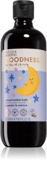 Baylis & Harding Goodness Lavender & Vanilla пяна за вана  за деца