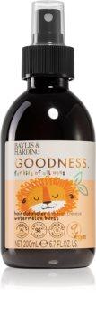 Baylis & Harding Goodness Watermelon Burst спрей для легкого расчесывания волос для детей