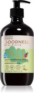 Baylis & Harding Goodness Watermelon Burst jemný dětský šampon