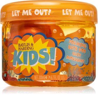 Baylis & Harding Kids! gel de banho espumante com brinquedo
