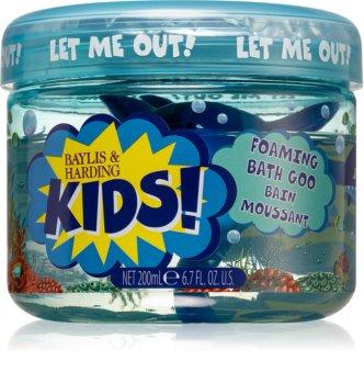 Baylis & Harding Kids! pieniący się żel do kąpieli z zabawką