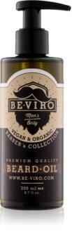 Beviro Men's Only Cedar Wood, Pine, Bergamot olio da barba