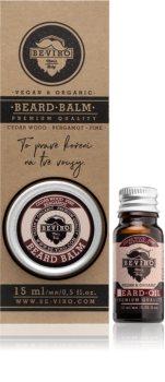 Beviro Men's Only Cedar Wood, Pine, Bergamot козметичен комплект I. за мъже