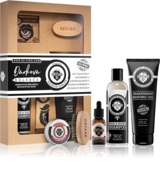 Beviro Men's Only Cedar Wood, Pine, Bergamot Kosmetik-Set  II. für Herren