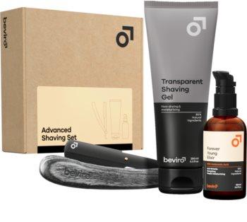 Beviro Advanced Shaving Set dárková sada pro muže