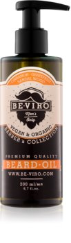 Beviro Men's Only Grapefruit, Cinnamon, Sandal Wood olej na vousy