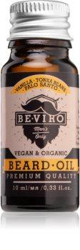 Beviro Men's Only Vanilla, Tonka Beans, Palo Santo olej na vousy