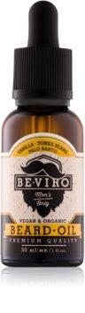 Be-Viro Men's Only Vanilla, Tonka Beans, Palo Santo Skäggolja