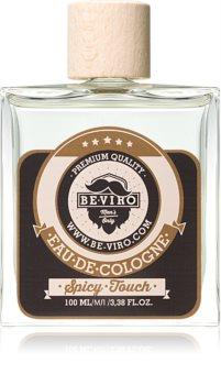 Beviro Men's Only Spicy Touch kolínská voda pro muže