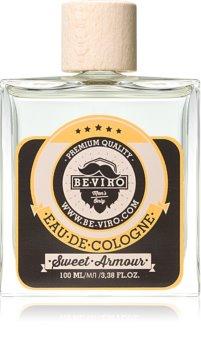 Beviro Men's Only Sweet Armour Eau de Cologne für Herren