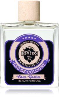 Beviro Men's Only Cosa Nostra Eau de Cologne for Men