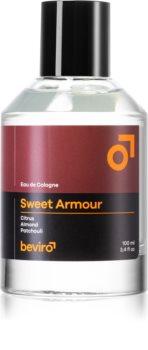 Beviro Sweet Armour eau de cologne pentru barbati