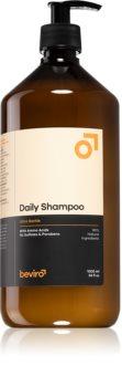 Beviro Daily Shampoo Ultra Gentle Shampoo for Men With Aloe Vera