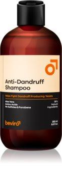 Beviro Anti-Dandruff Shampoo šampon proti lupům pro muže
