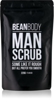 Bean Body Man Smoothing Body Scrub for Men
