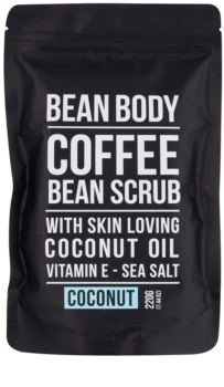 Bean Body Coconut Smoothing Body Scrub