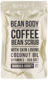 Bean Body Manuka Honey изглаждащ пилинг за тяло