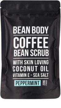 Bean Body Peppermint exfoliante corporal con efecto lifting